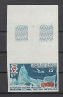 U4319/ FRENCH ANTARCTIC – MAURY # 33 MINT MNH IMPERF