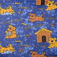 Couchage, paniers et corbeilles coussins bleu en polyester pour chien