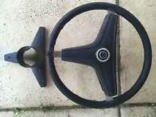 Ford Capri Mk1 vintage GT steering wheel Escort Cortina