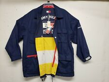 Vintage 90s NWT Tommy Hilfiger TH/42 Star Class Jacket...