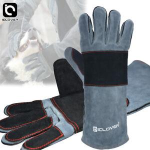 Training Anti-Bite Gloves Animal Handling Chew Protective Gloves Dog Cat Parrot