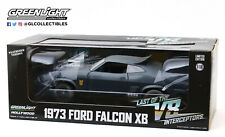 Greenlight 1/18 '73 Ford Falcon XB Interceptor Mad Max Weathered 13532 IMPERFECT