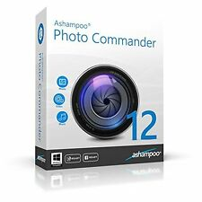 Ashampoo Photo Commander 12 deutsche Vollversion ESD Download 10,99 statt 49,99!