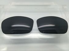 Arnette 4077 Rage XL Custom Made Sunglass Replacement Lenses Black Polarized New