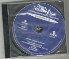 Risen Redemption Bass-Guitar Rehearsal TRACKS CD-SEALED-NEW-CD ONLY-COMPACT DISC