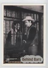 1993 Pacific Gunsmoke #60 Behind Bars Non-Sports Card 0l5
