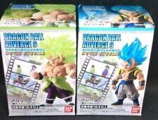 BANDAI DRAGON BALL Z Super ADVERGE 9 Mini Figure SS BROLY & SSGSS Gogeta NEW