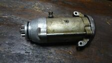 1981 YAMAHA XS1100 ELEVEN XS 1100 YM294 ENGINE STARTER MOTOR TESTED GOOD!
