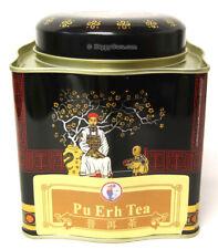 """Pu-Erh"" Puer Tin Chinese Herbal Anti-Oxidant Loose Leaf Tea 170gm"