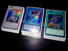 Yugioh Complete Blue-Eyes Chaos Max Dragon Deck! New Sleeves! Tournament Ready!