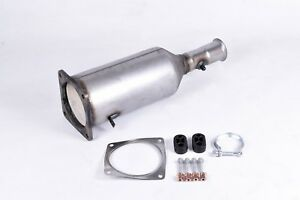 PEUGEOT 308 607 CITROEN C4 DIESEL PARTICULATE FILTER WITH FITTING KIT