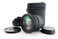 Sigma DC 17-70mm f/2.8-4.5 for Canon [Exc+++] w/Hood,Case From Japan [6132]