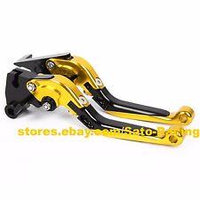 For BMW K1200S 04-08 / K1200R 05-08 Adjust Folding Extending Brake Clutch Levers