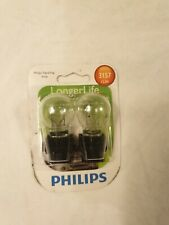 NEW Philips 3157 Automotive 2-Pack 3157LLB2 Bulb