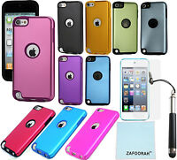Aluminium metal hard Case Cover For Apple iPod Touch 7th 6th & 5th Generation