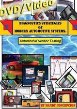 No Start - 1 (Automotive Sensor Testing & Oscilloscope Waveform Analysis) (DVD)