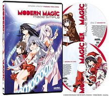 Modern Magic made simple. Complete Series + OVA collection. Anime. 2 DVD NEW