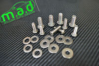 Renaultsport Clio 172 / 182 Stainless Steel Engine Bay Dress Up Bolts