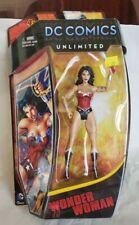 """2012 Mattel DC Universe Unlimited WONDER WOMAN 6"""" Inch Action Figure"""