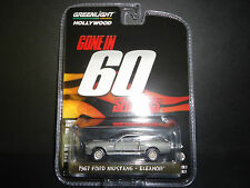 Greenlight Ford Mustang Eleanor 1967 Gone in 60 Seconds 1/64 44742