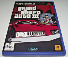Grand Theft Auto III PS2 PAL *No Manual*
