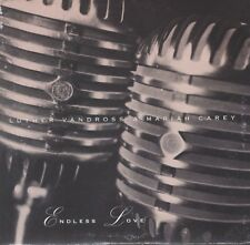Luther Vandross - Endless Love cd Card Sleeve