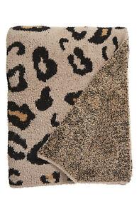BAREFOOT DREAMS CozyChic Leopard Dégradé Throw Blanket