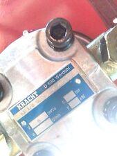 Pompa Idraulica Kracht D598 Werdohl + Motore 3Kw 380V