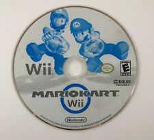 Mario Kart Wii (Nintendo Wii) Disc Only As-Is Scratched