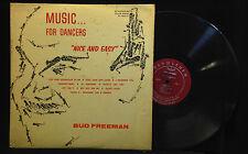 Bud Freeman-Music For Dancers-Nice and Easy-Bethlehem 29-MONO