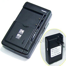 Universal External Wall BTR741B Battery Charger f Casio G'zOne Brigade C741 C731