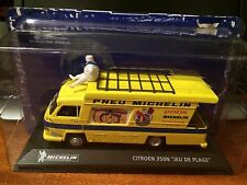 "Michelin Collectibles Citroen 350N ""Jeu De Plage"" - Opened Blister Pack"