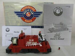 LIONEL 18470 52 FIRE CAR