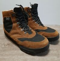 Vintage Danner 1990 Cross Hiker Gore Tex Suede & Leather Trail Hiking Boot Sz 12