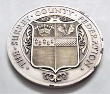 More details for the surrey county bakery & confectionery exhibition 1955 bakers medal