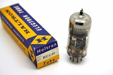 HALTRON ECC40 VACUUM TUBE MICROTRACER TEST
