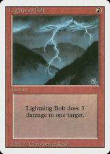 MTG  Lightning Bolt - 3ED Revised Edition