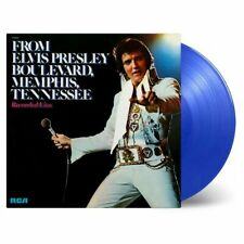 Elvis Presley - Boulevard Memphis Tennessee COLOURED vinyl LP SEALED IN STOCK