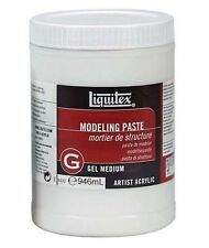 Liquitex Modeling Paste 32oz 5532