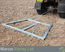Arena Leveller Menage Grader Paddock Sand School Rake Tractor Quad 5ft Wide