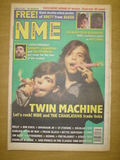 NME 1993 MAR 6 RIDE CHARLATANS SUEDE BELLY 808 STATE