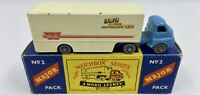 Matchbox Major Pack No. 2 Bedford Wall's Ice Cream Truck in Original Box