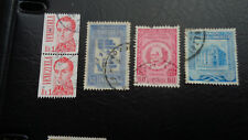 Venezuela, sello, a partir de 1950, colección = 5 valores