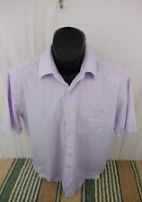 Pierre Cardin Mens Size  L Casual Short Sleeve Shirt