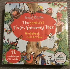 THE COMPLETE MAGIC FARAWAY TREE 12 CD AUDIOBOOK SET NEW BOXED KATE WINSLET 2018