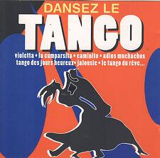 Dansez le Tango by Miguel Portenio (CD 1994 RYM) 20 Tracks/French Import/Dans La