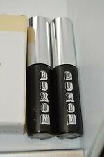 1347567d23e 2X Buxom Mini Lash Mascara Blackest Black 0.2 oz travel size Lot of 2!