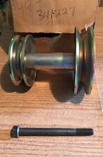 Noma Lawnmower Doublestack Pulley Part 341227 New Old Stock
