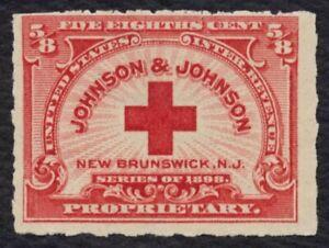 #RS286 2c Johnson & Johnson, Used **ANY 5=FREE SHIPPING