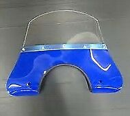 VESPA/LML CUPPINI FLYSCREEN IN VARIOUS COLOURS